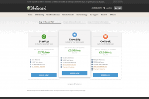 How to start a successful WordPress blog with SiteGround