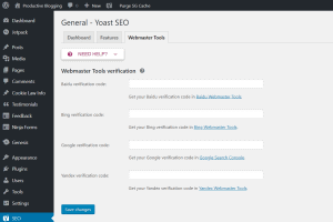 How to use the Yoast SEO Plugin to grow your blog