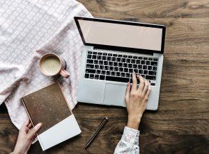How to get freelance blogging work