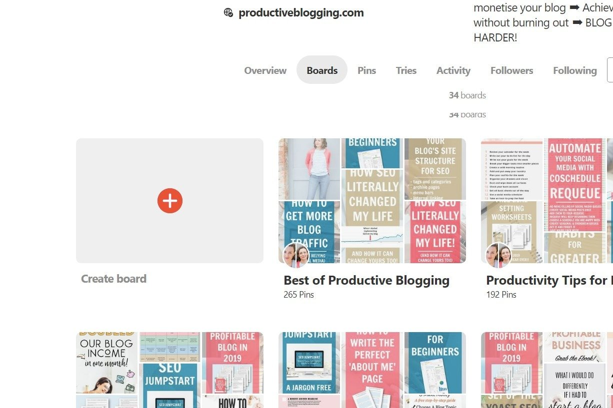 How to use Pinterest to grow your email list