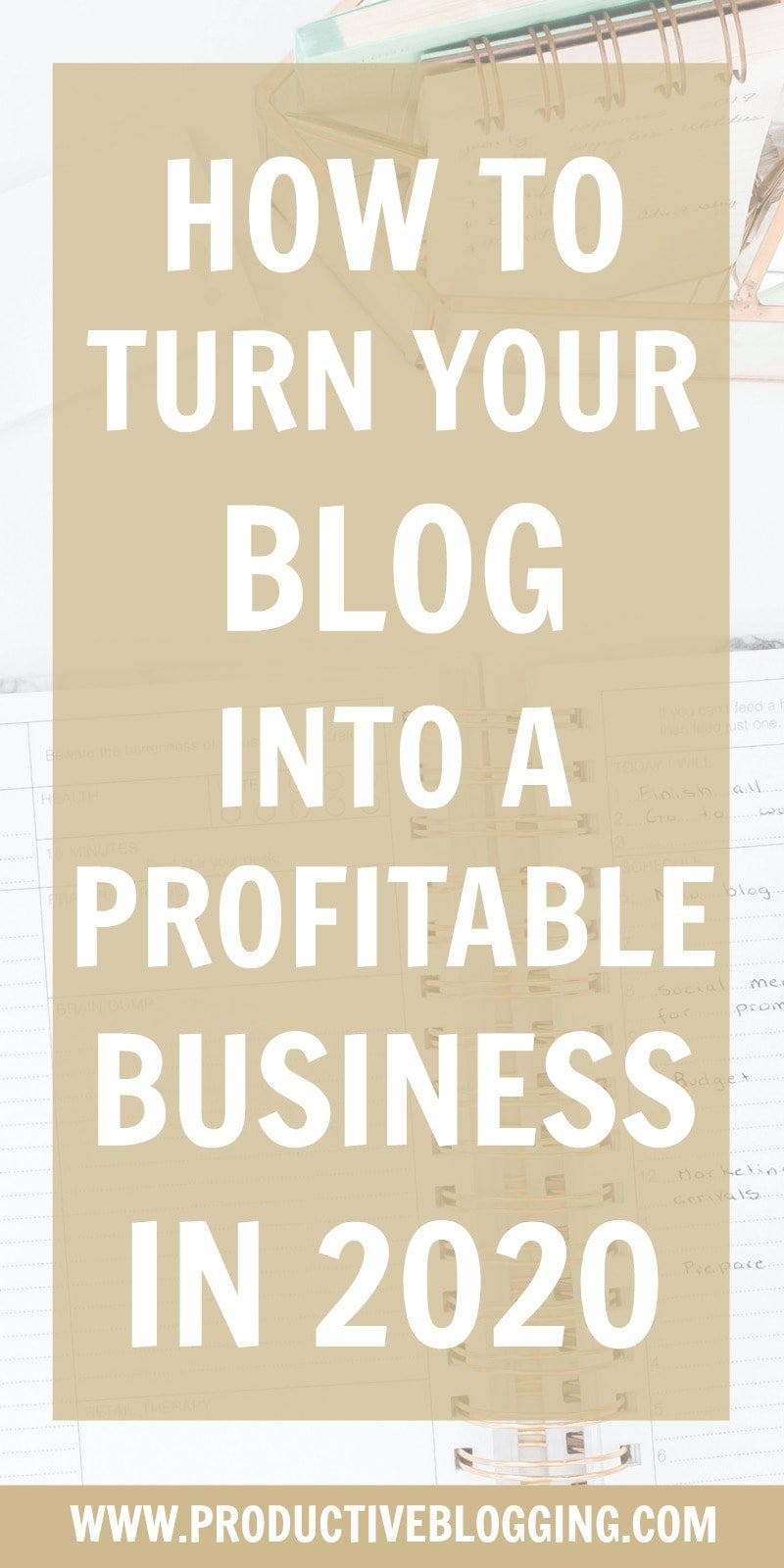 So you have a blog, but it's not making any money yet… These are the steps you need to take to turn your blog into a profitable business in 2020… #profitableblog #makemoneyblogging #blogtobiz #blogtobusiness #blogtoprofit #bloggingforprofit #profitableblogging #successfulblogging #bloggingprofits #bloggingsuccess #blog #bloggers #blogging #solopreneur #smallbiz #bloggersofIG #productiveblogging
