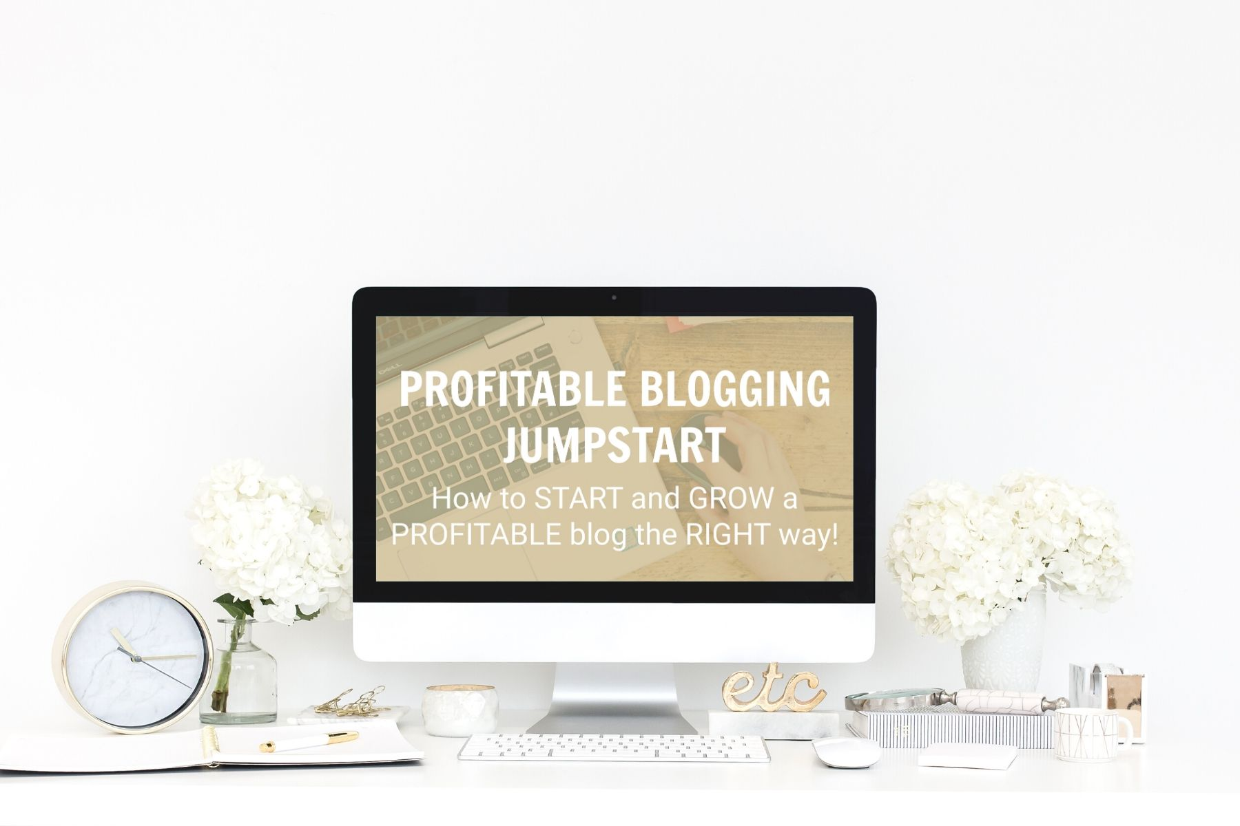 DO YOU WANT TO BE YOUR OWN BOSS? Do you want to work the hours YOU want to work? Have a job you truly ENJOY? Even LOOK FORWARD to starting work each morning? Then #ProfitableBloggingJumpstart is for you! I show you how to start a blog the RIGHT way, how to grow your new blog FAST and, most importantly, how to MAKE MONEY with your new blog ASAP!! #profitableblog #profitableblogging #blogging #newblog #newblogger #newbloggers #startablog #startblogging #startaprofitableblog #makemoneyblogging
