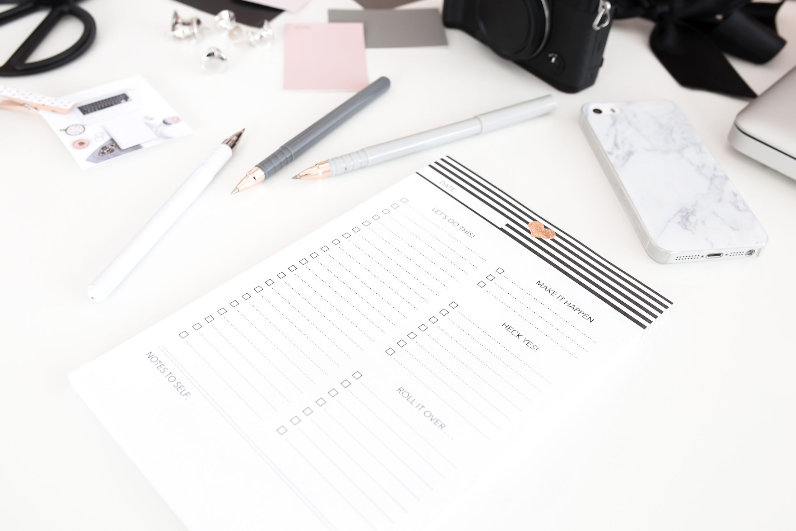 How process checklists will make you more productive (and how to make them!)