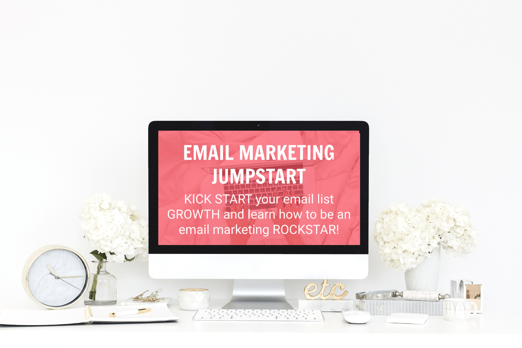 Email Marketing Jumpstart Course