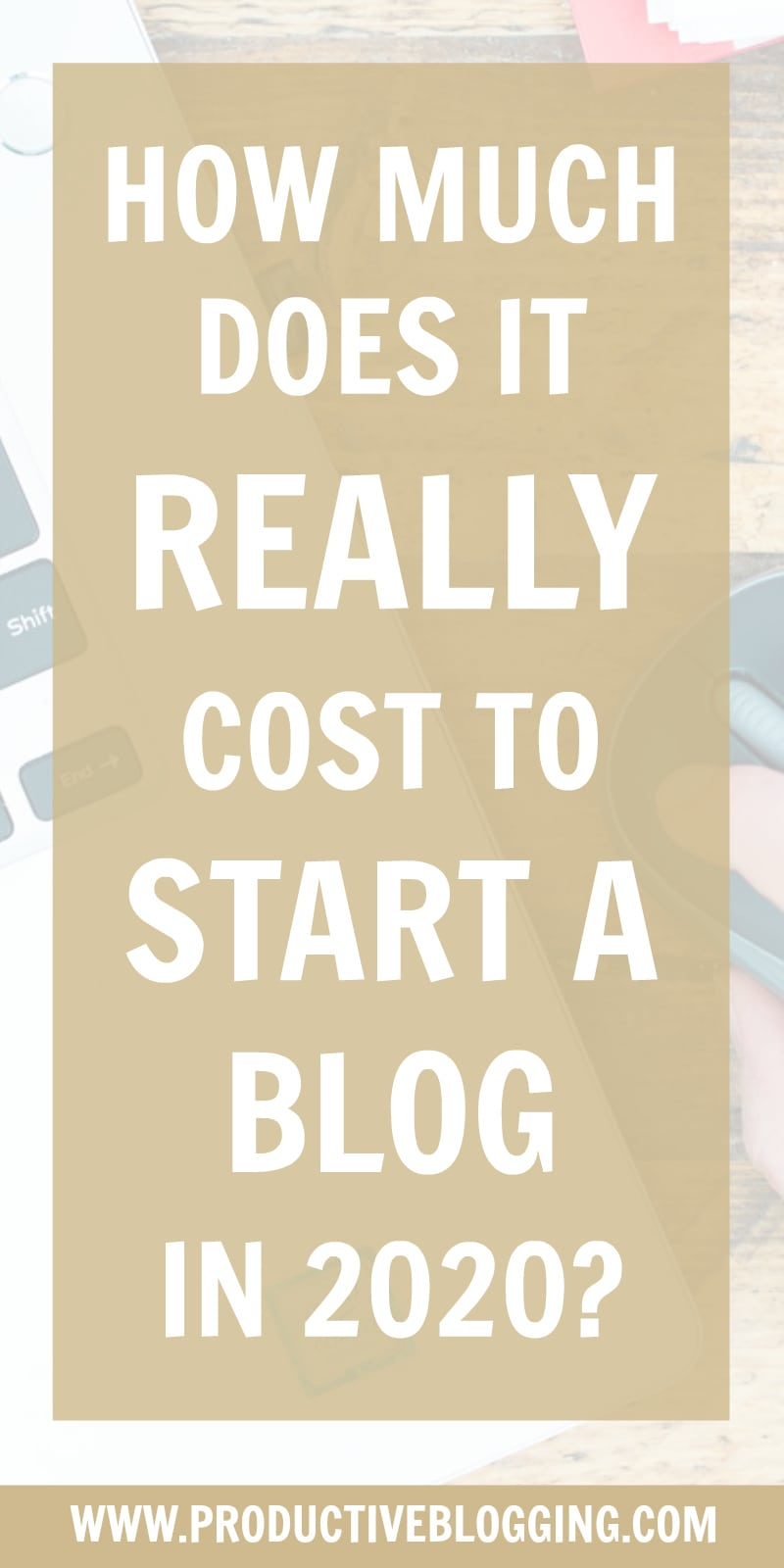 Want to start a blog, but don't want to waste your money? In this article I explain how much it really costs to start a blog, what you really need to spend money on right at the start and what can wait until later (plus why starting a free blog is a really, really bad idea!) #startablog #bloggingcosts #bloggingexpenses #blogginglife #blogging #blogger #professionalblogger #bloggingismyjob #solopreneur #mompreneur #fempreneur #makemoneyblogging #bloggingbiz #bloggingtips #productiveblogging