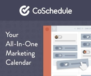 CoSchedule Ad