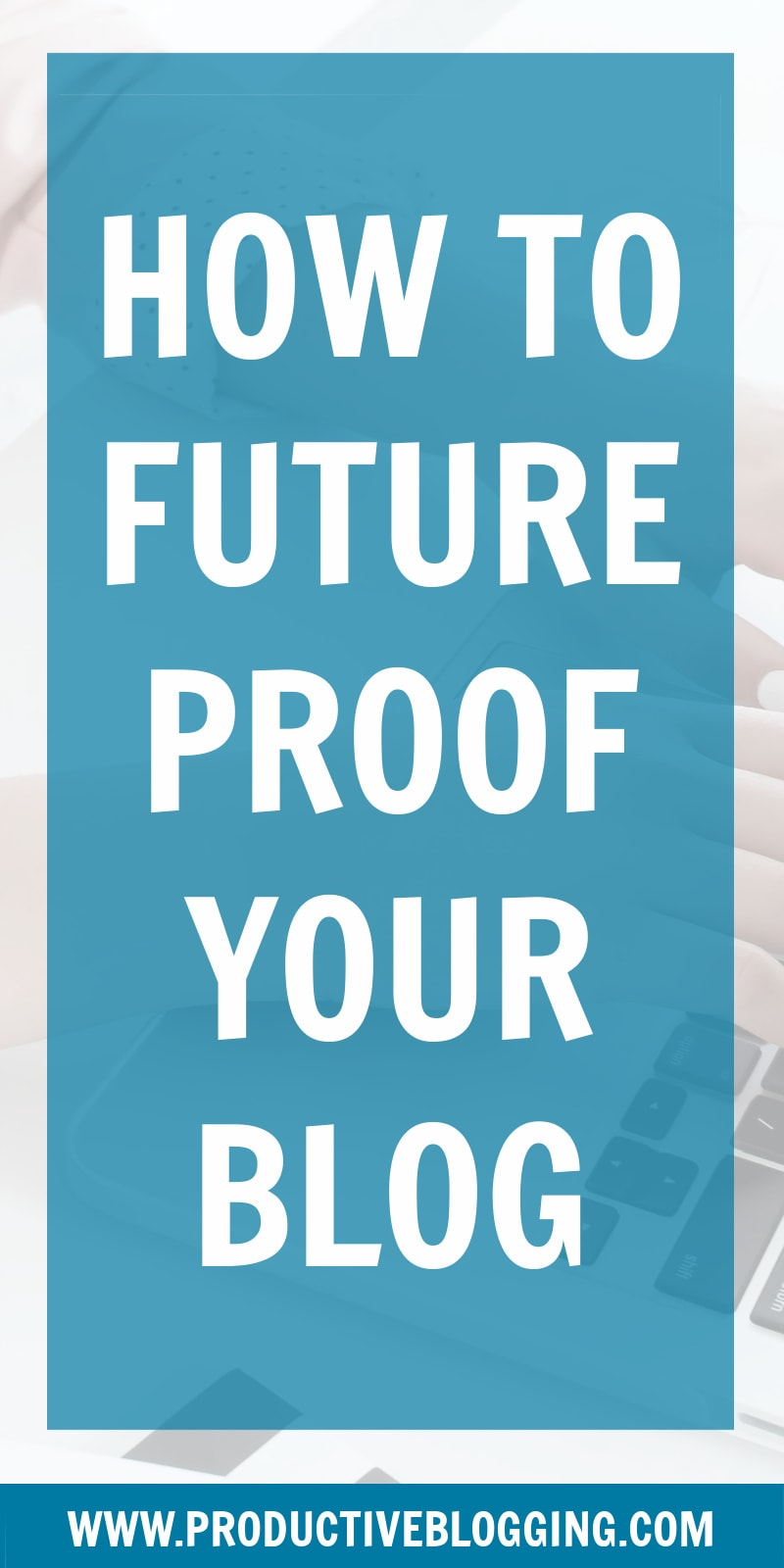 How secure is your blogging income right now? Many bloggers are in quite a precarious position… just one small algorithm change away from radically slashed traffic and income. Here's how to future-proof your blog. #makemoneyblogging #moneymakingblog #profitableblog #blogginglife #bloglife #blogging #bloggersofIG #professionalblogger #solopreneur #mompreneur #bloggingtips #productivitytips #productivity #productivebloggingcommunity #productiveblogging #blogsmarternotharder #productiveblogging