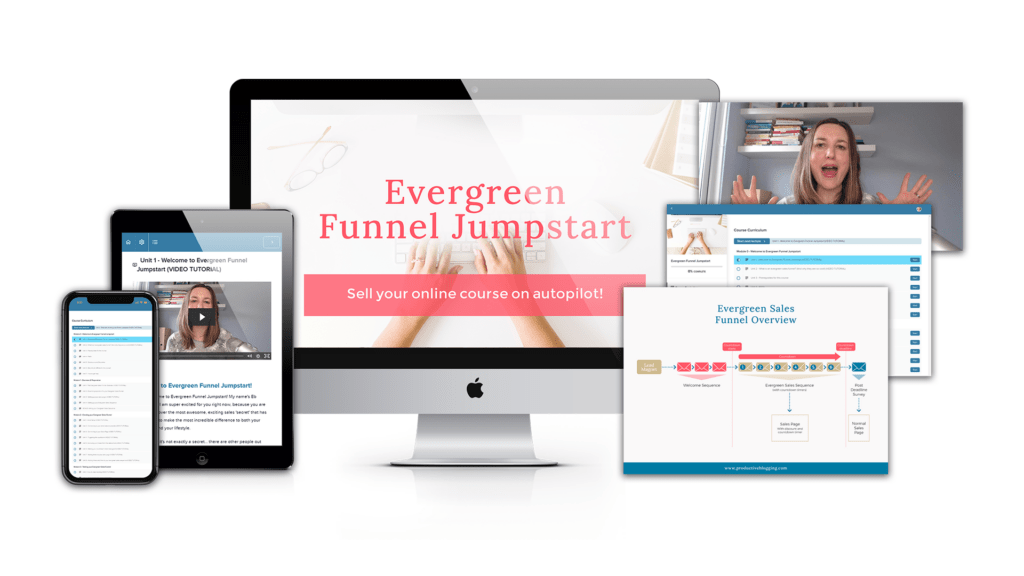 Evergreen Funnel Jumpstart