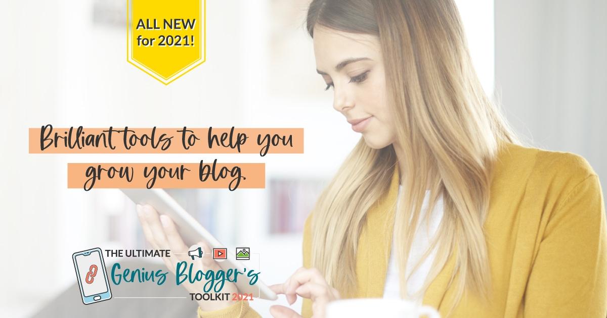 Genius Bloggers Toolkit Product Image